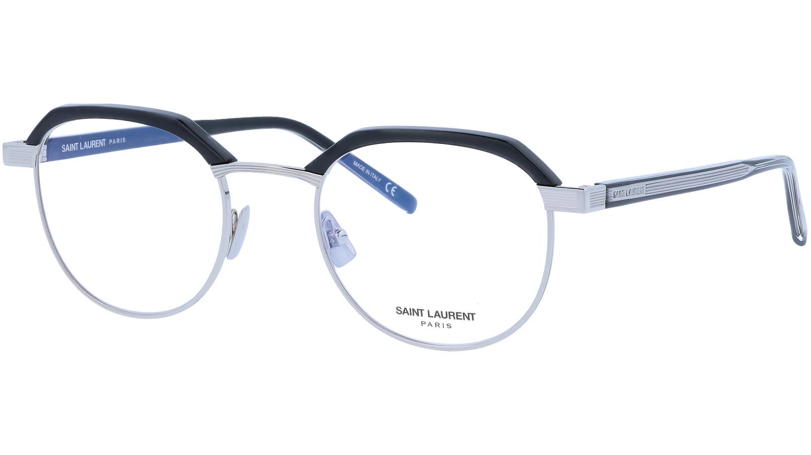 Saint Laurent SL124 001 50 Black Glasses