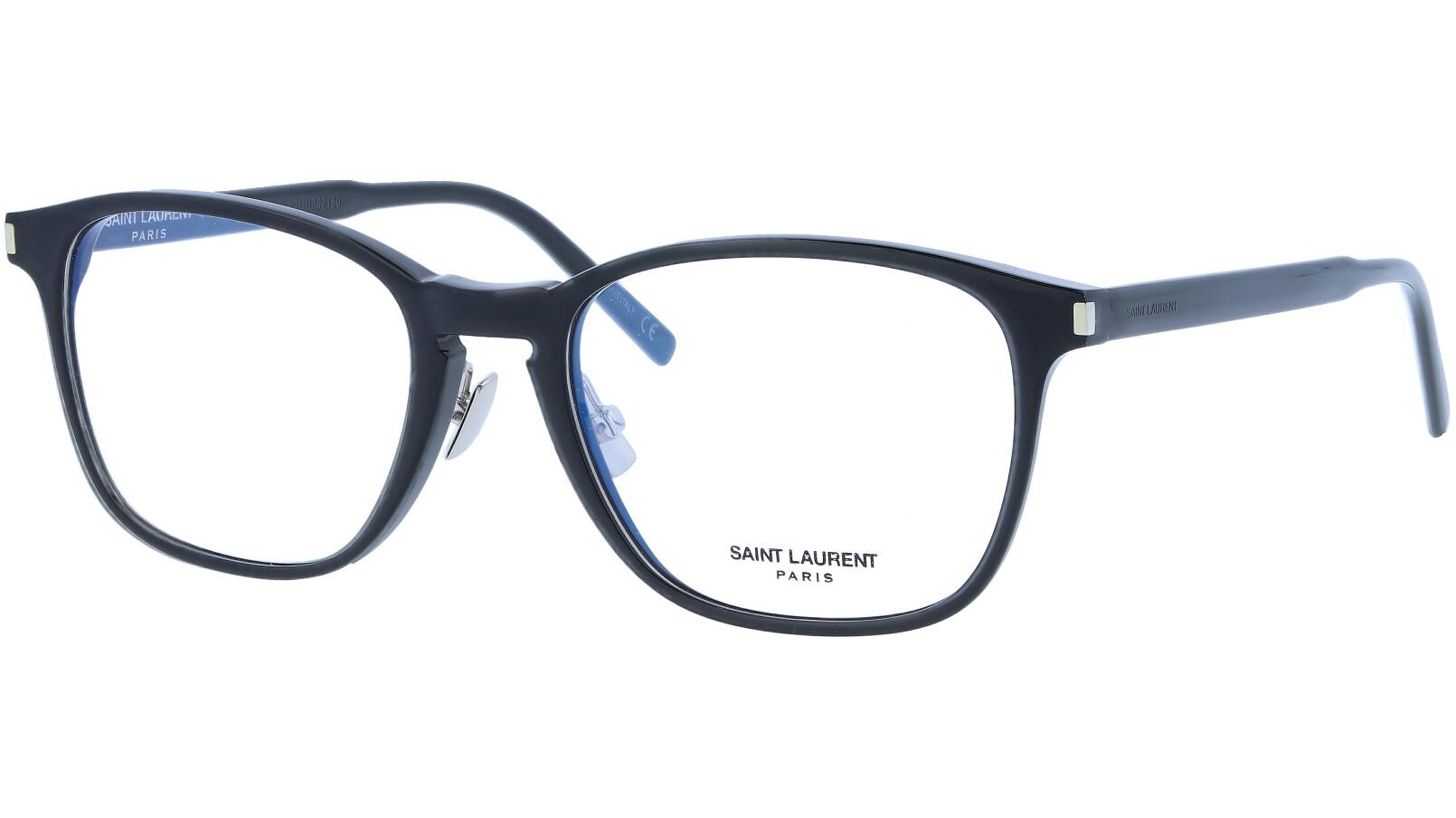 Saint Laurent SL186 SLIM 001 53 Black Glasses