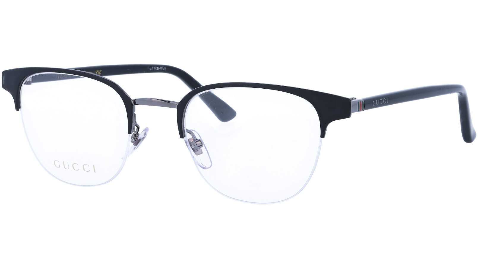 GUCCI GG0020O 001 49 BLACK Glasses