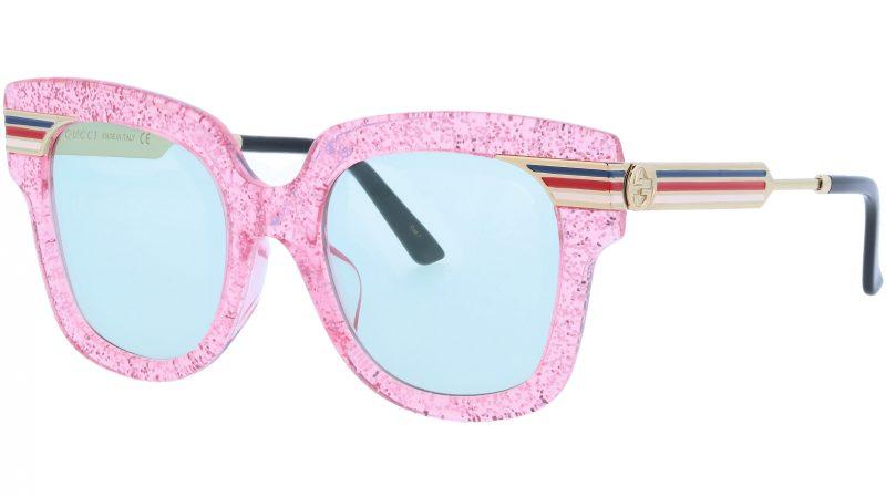 GUCCI GG0281SA 005 51 PINK Sunglasses