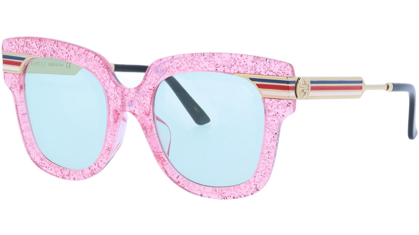 GUCCI GG0281SA 001 51 BLACK Sunglasses