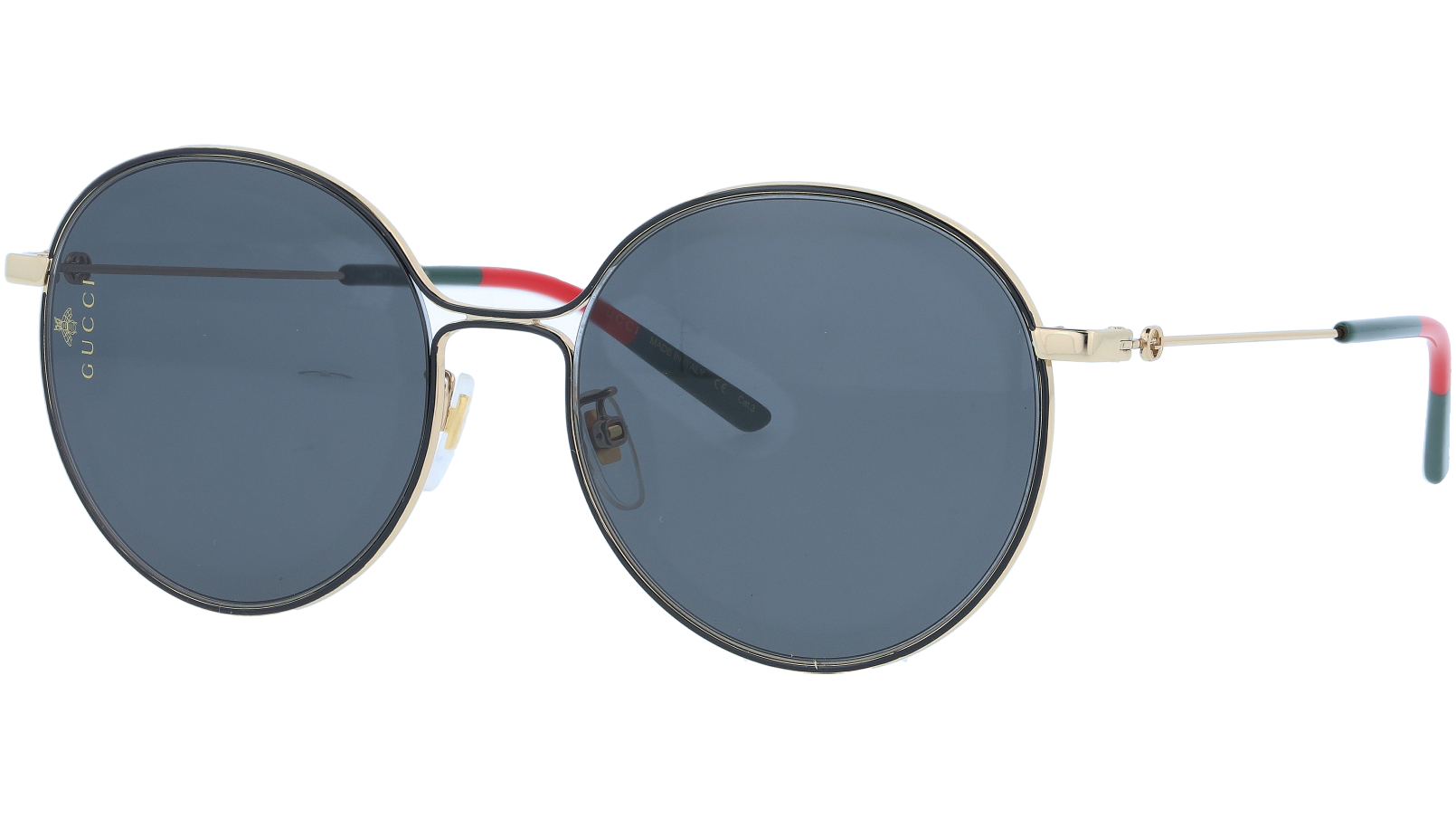 GUCCI GG0395SK 006 56 GOLD Sunglasses