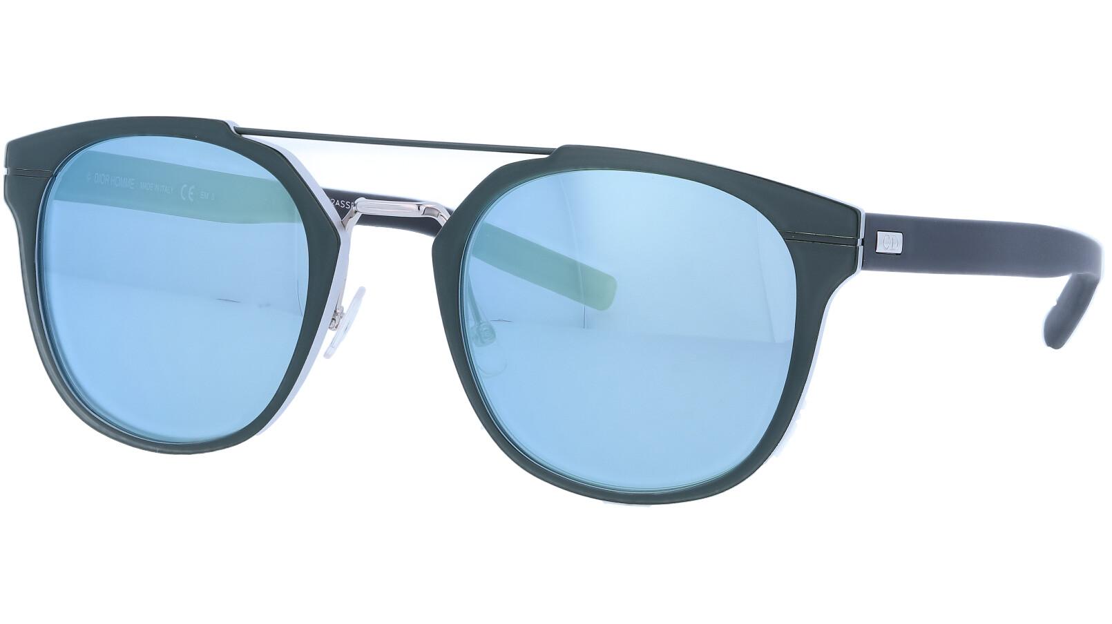 DIOR AL13.5 SCA3J 52 SIVER KHAKI Sunglasses