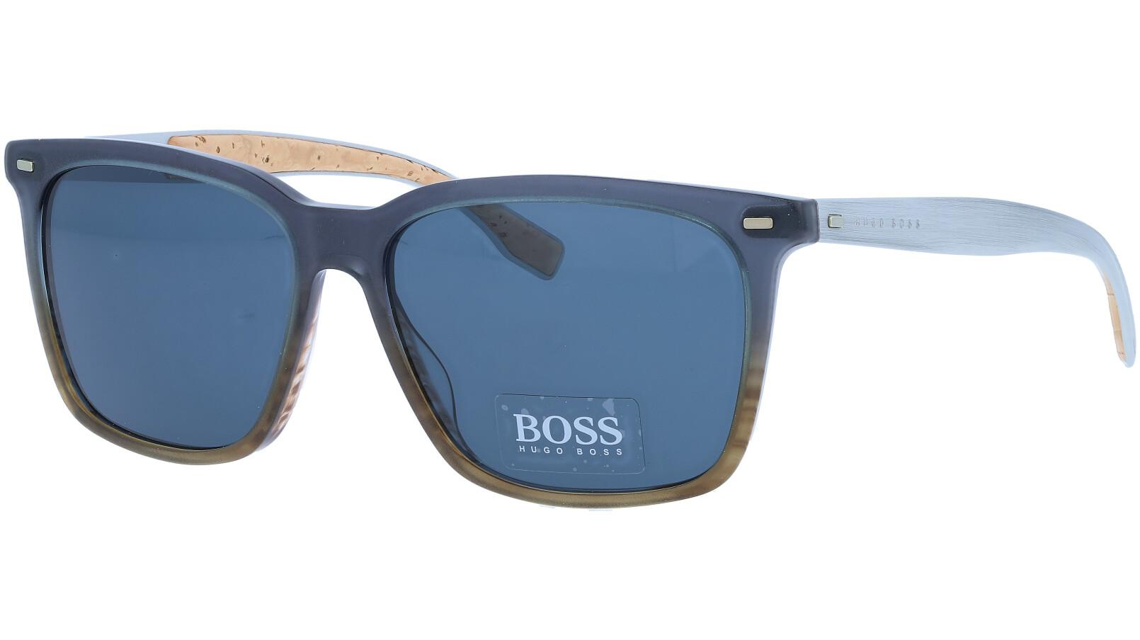 Hugo Boss BOSS0883S 0R79A 56 BRWN Sunglasses