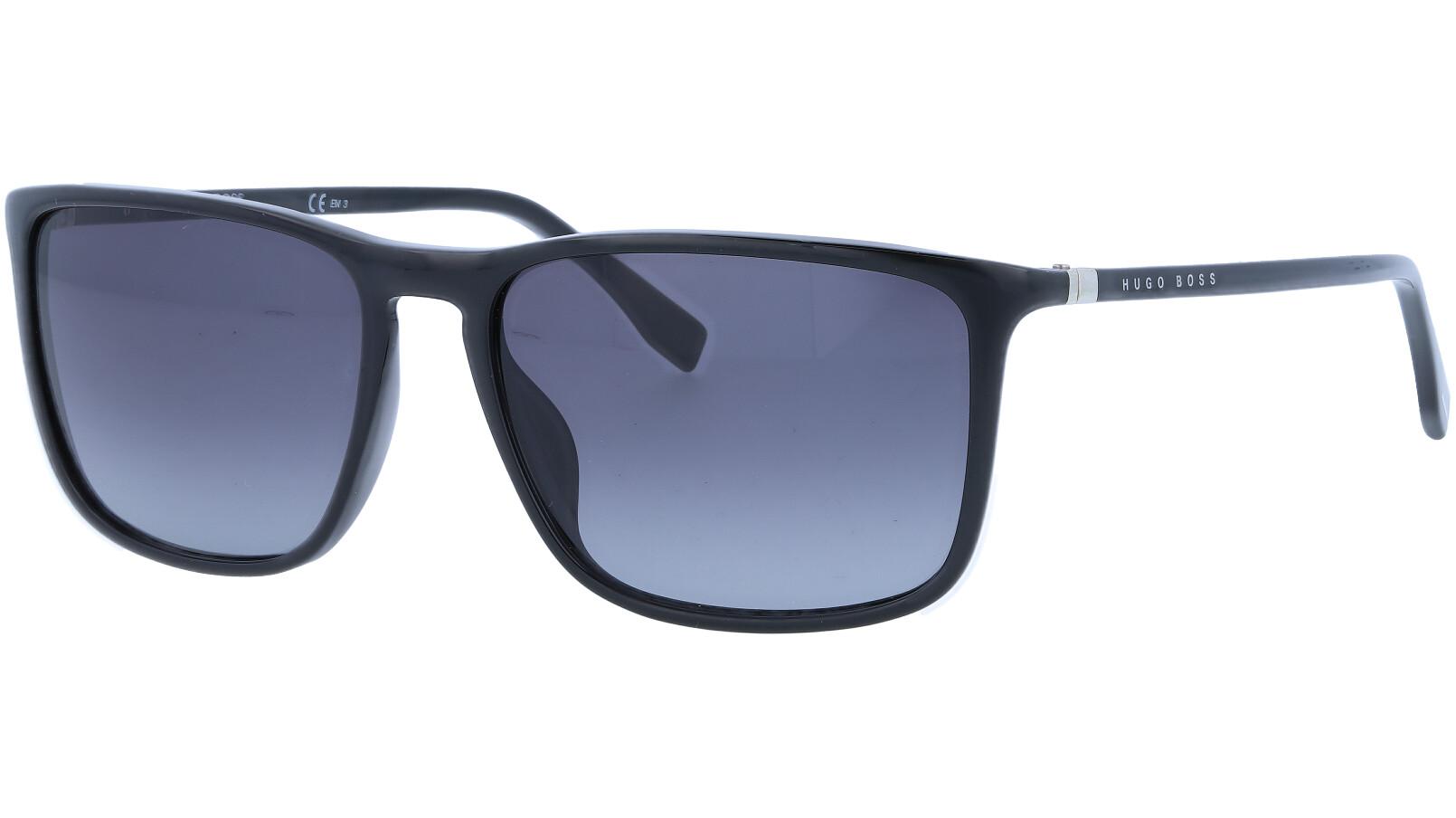 Hugo Boss BOSS0665NS 80790 57 Black Sunglasses