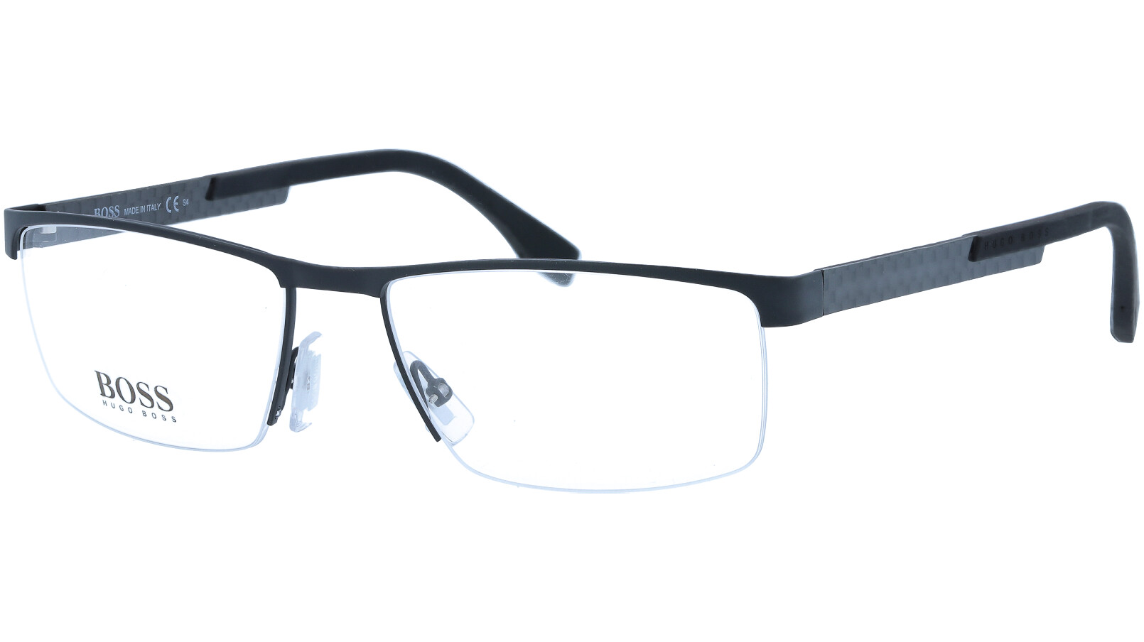 HUGO BOSS BOSS0734 KCQ 56 MTBLK Glasses