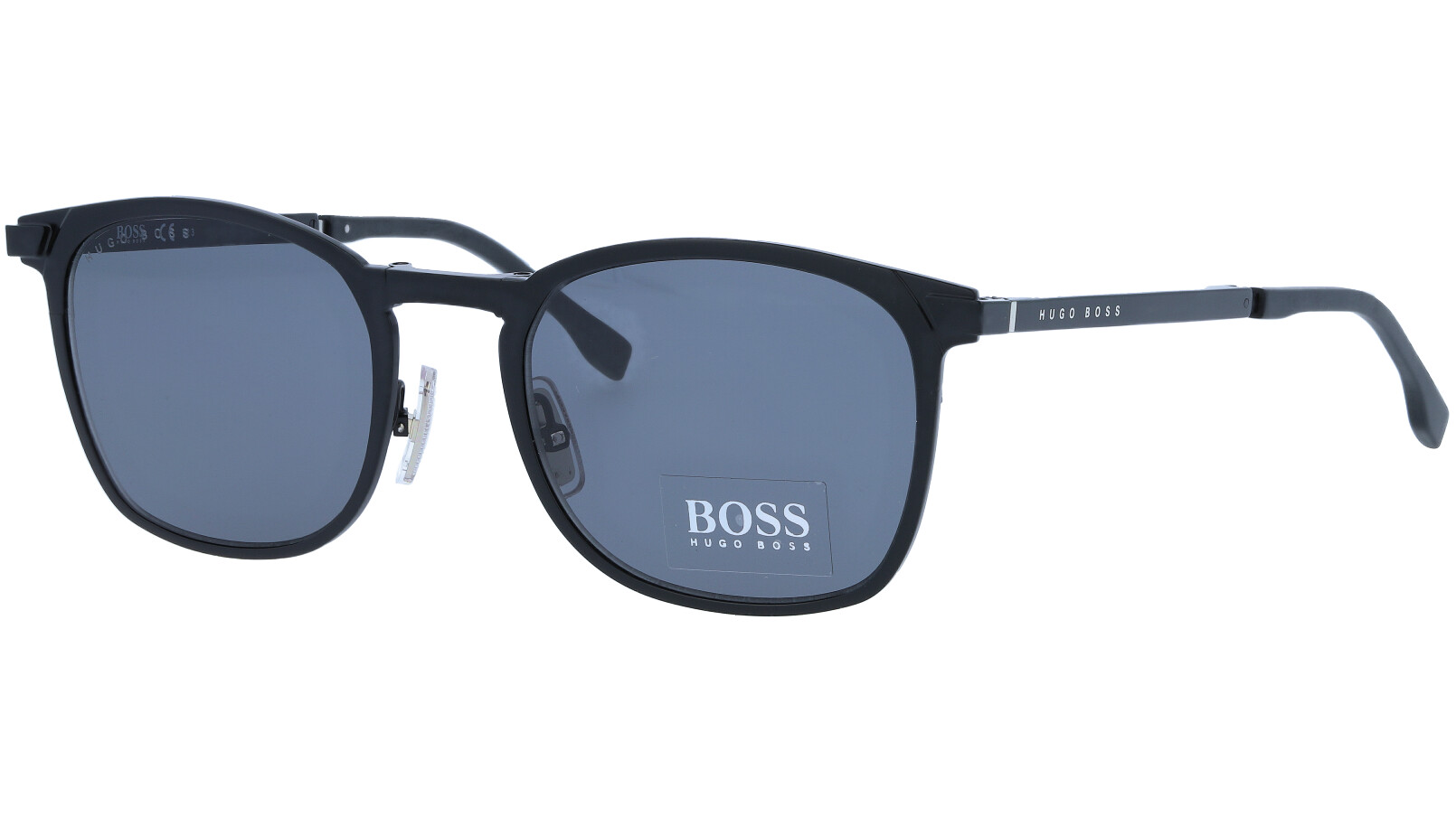 Hugo Boss BOSS0942S 0032K 53 Black Sunglasses