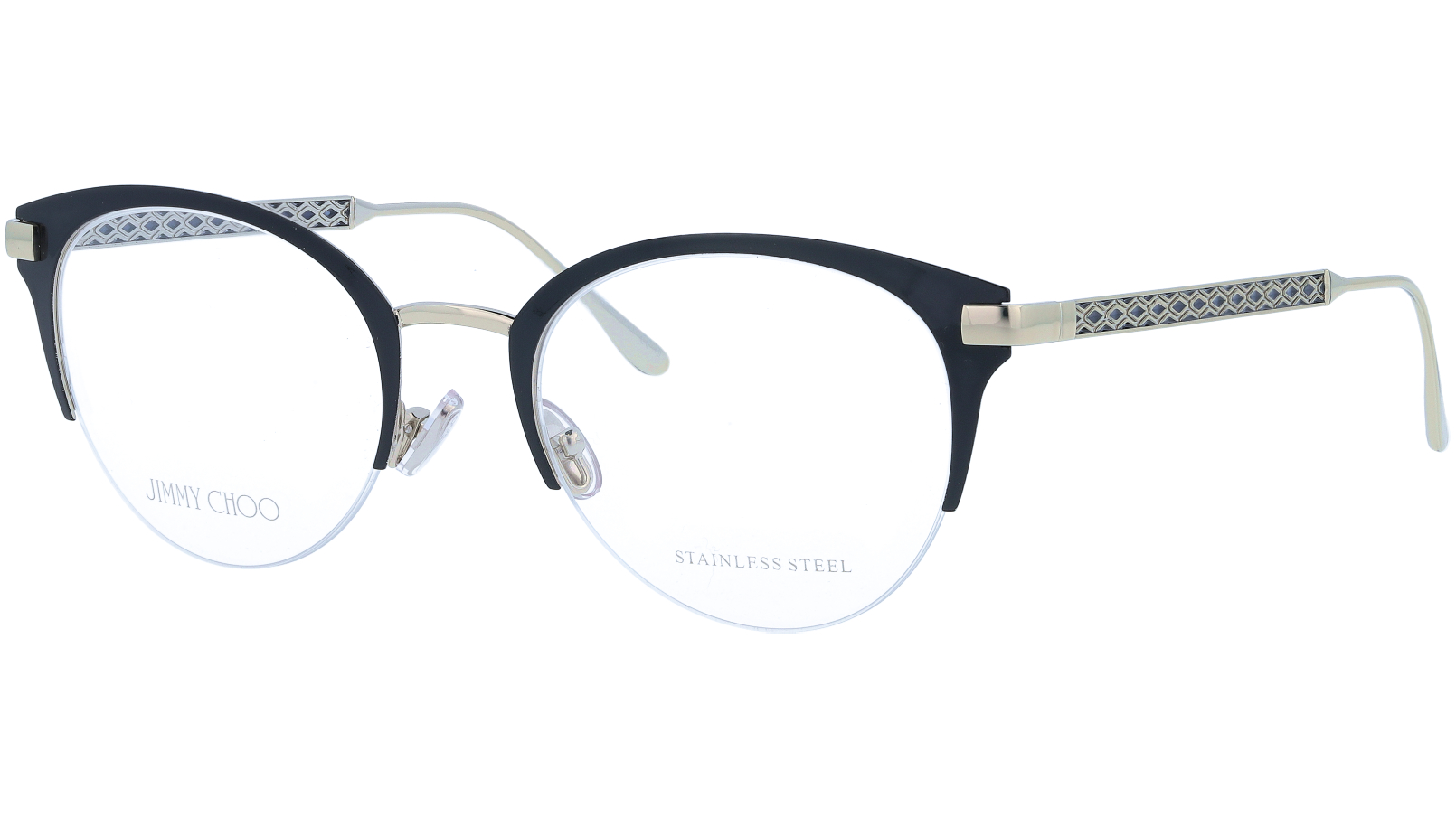 JIMMY CHOO JC215 807 50 BLACK Glasses