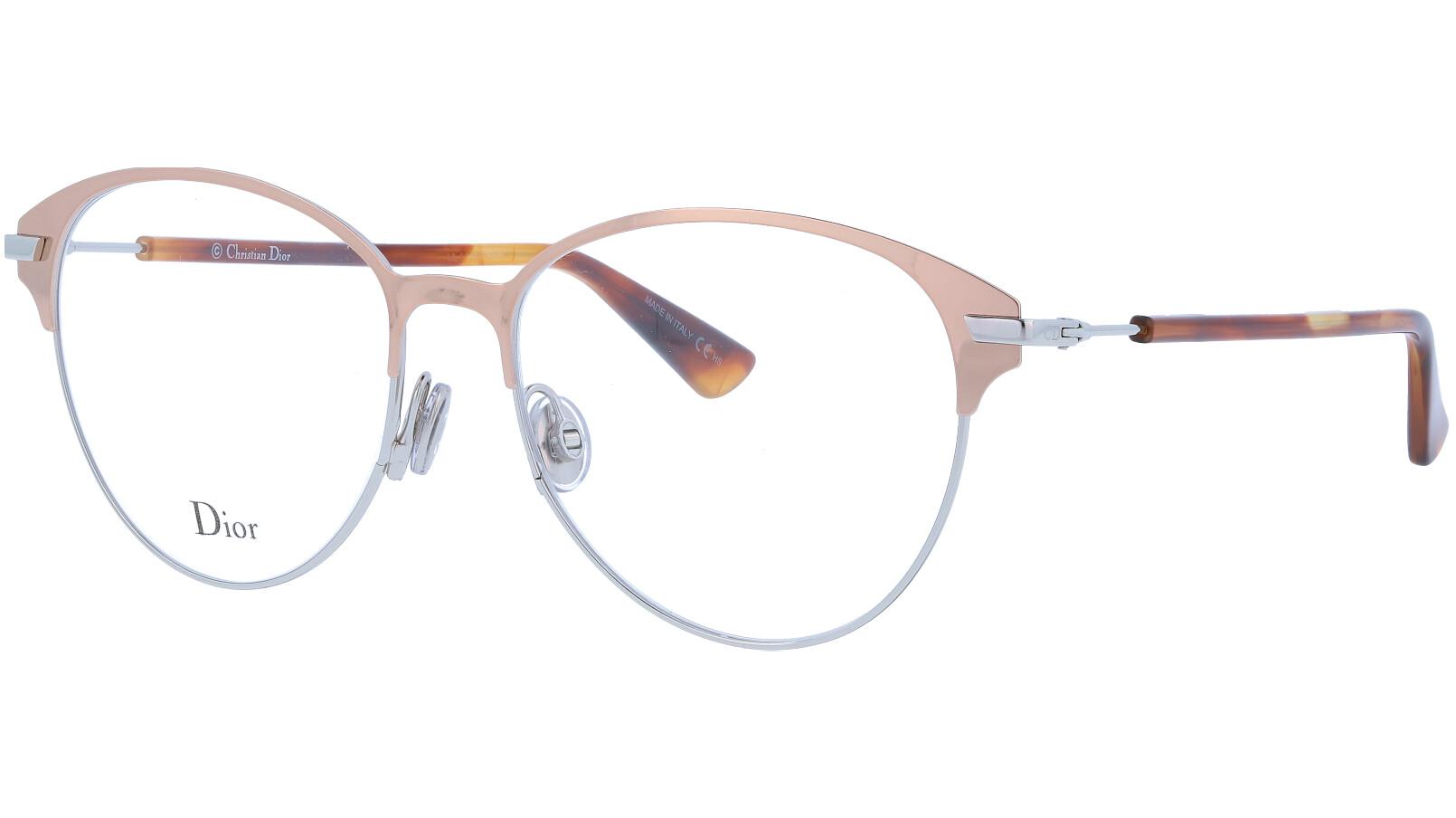 DIOR DIORESSENCE14 I20 53 ROSEGOLD Glasses