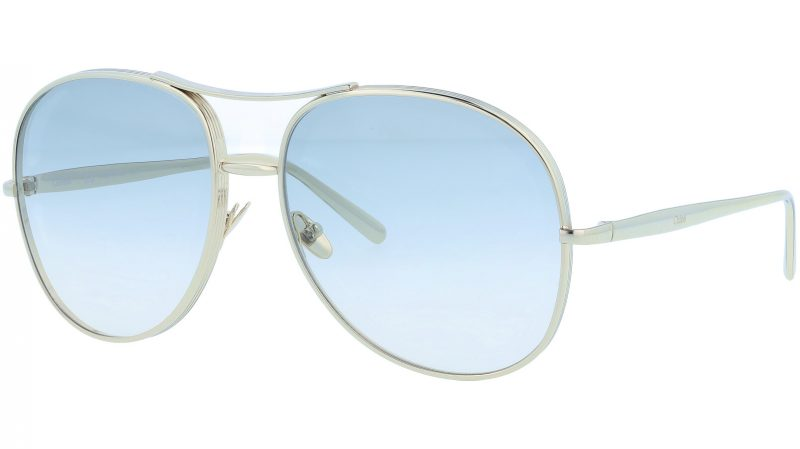 Chloé CE127S 768 61 Gold Sunglasses