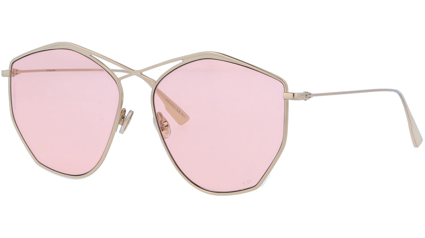 Dior Stellaire4 J5GDC 59 Gold Sunglasses