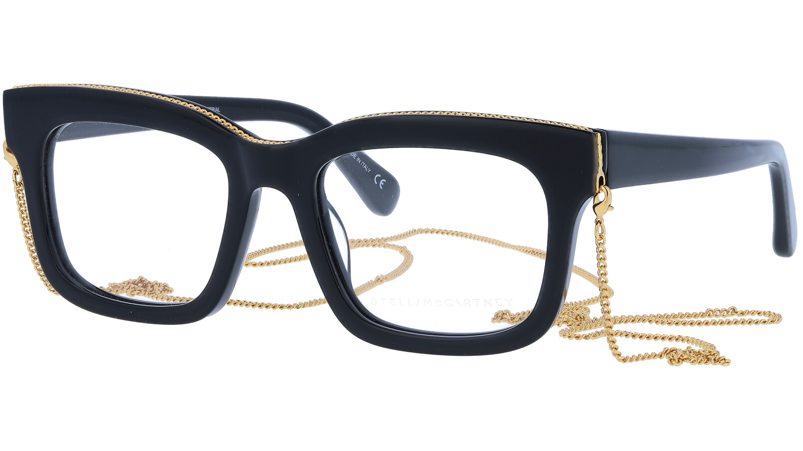 STELLA MCCARTNEY SC0045O 001 50 BLACK Glasses