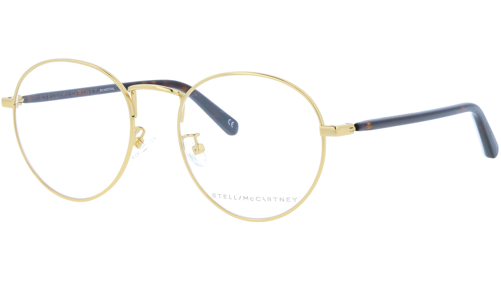 STELLA MCCARTNEY SC0126O 001 51 GOLD Glasses