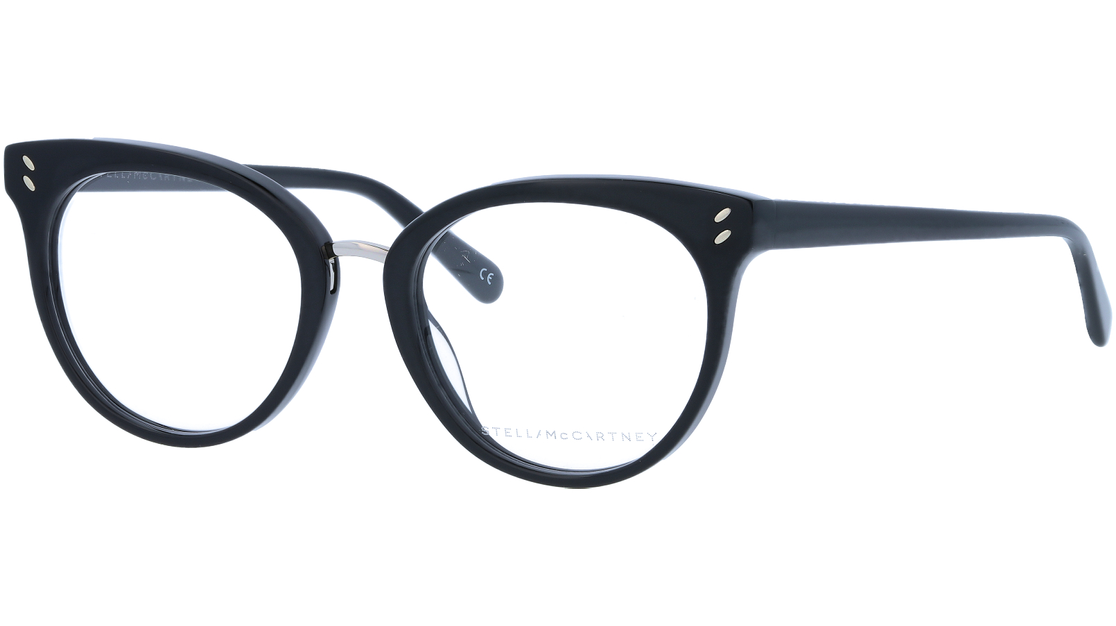 STELLA MCCARTNEY SC0090O 001 51 BLACK Glasses