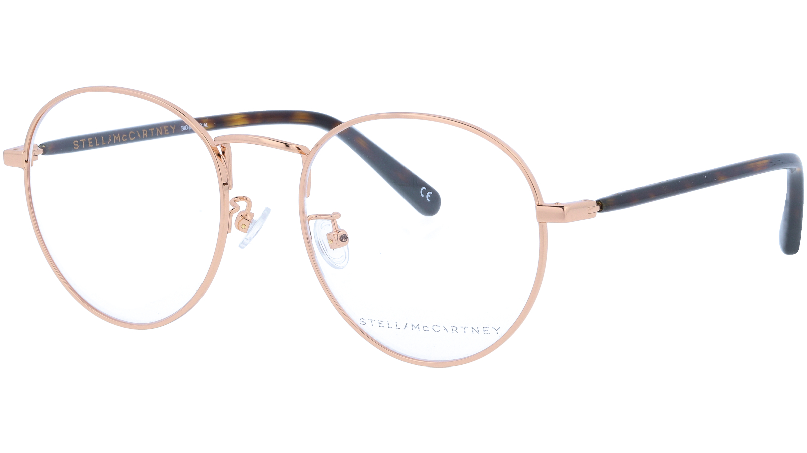 STELLA MCCARTNEY SC0126O 004 51 GOLD Glasses