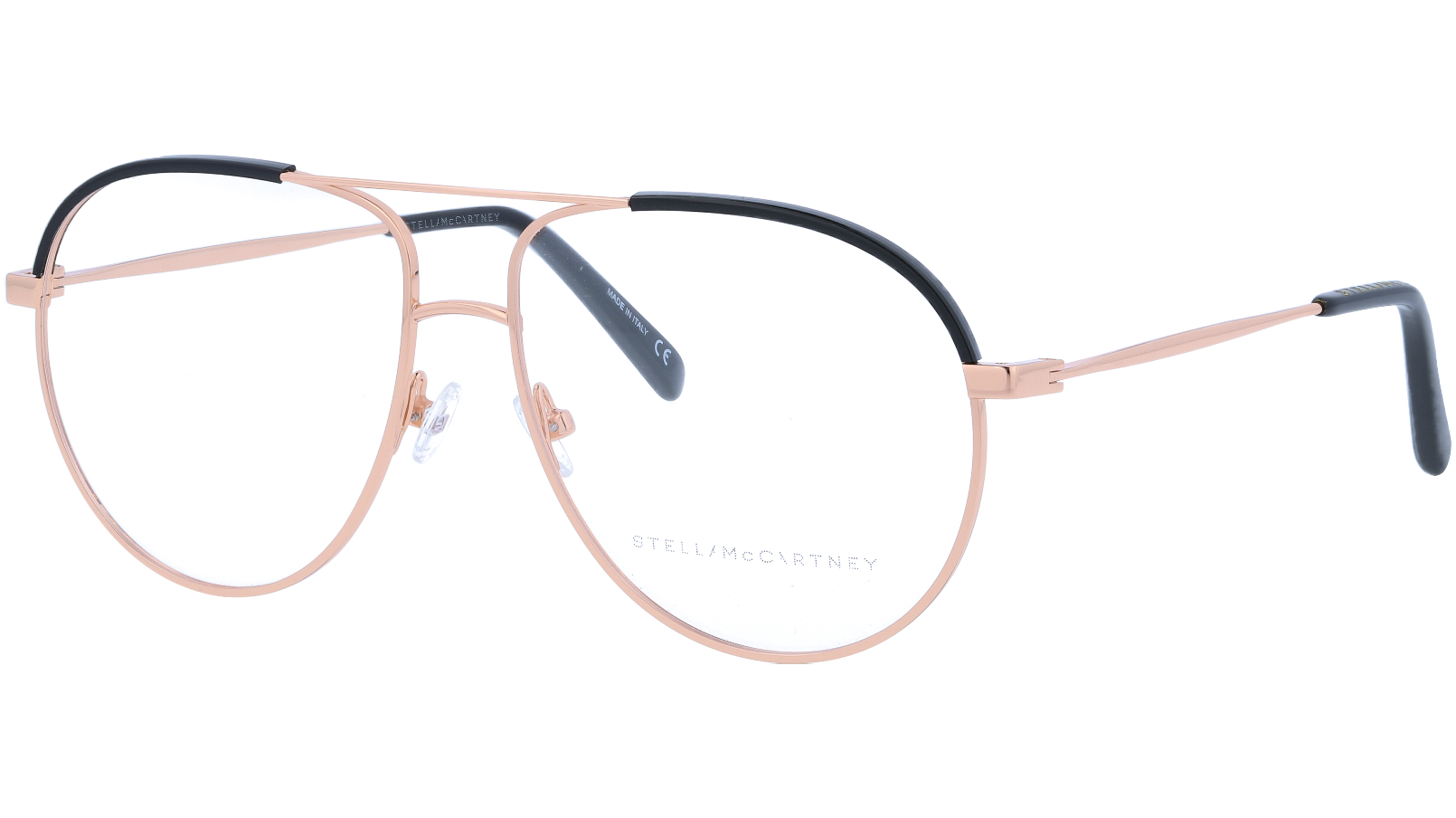 STELLA MCCARTNEY SC0125O 004 57 GOLD Glasses