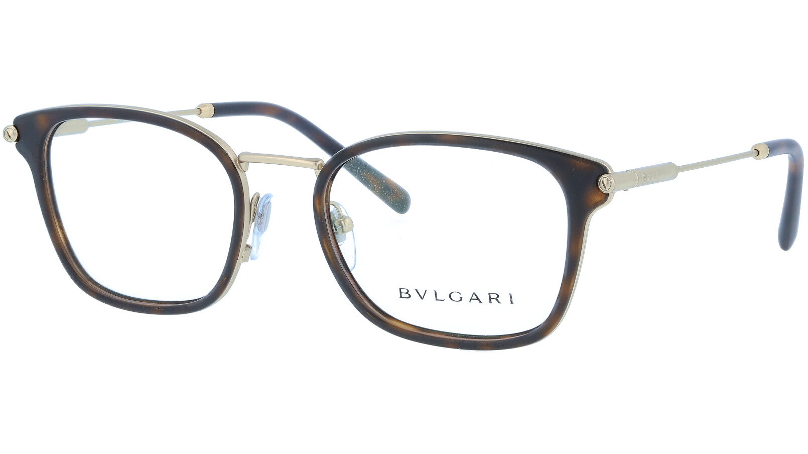 BVLGARI BV1095 2022 53 HAVANA Glasses