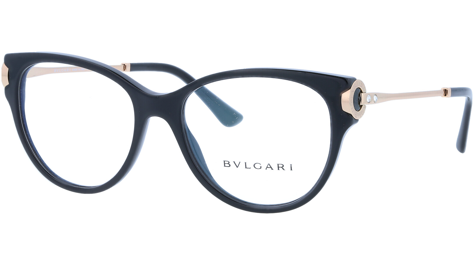 BVLGARI BV4144B 501 54 BLACK Sunglasses