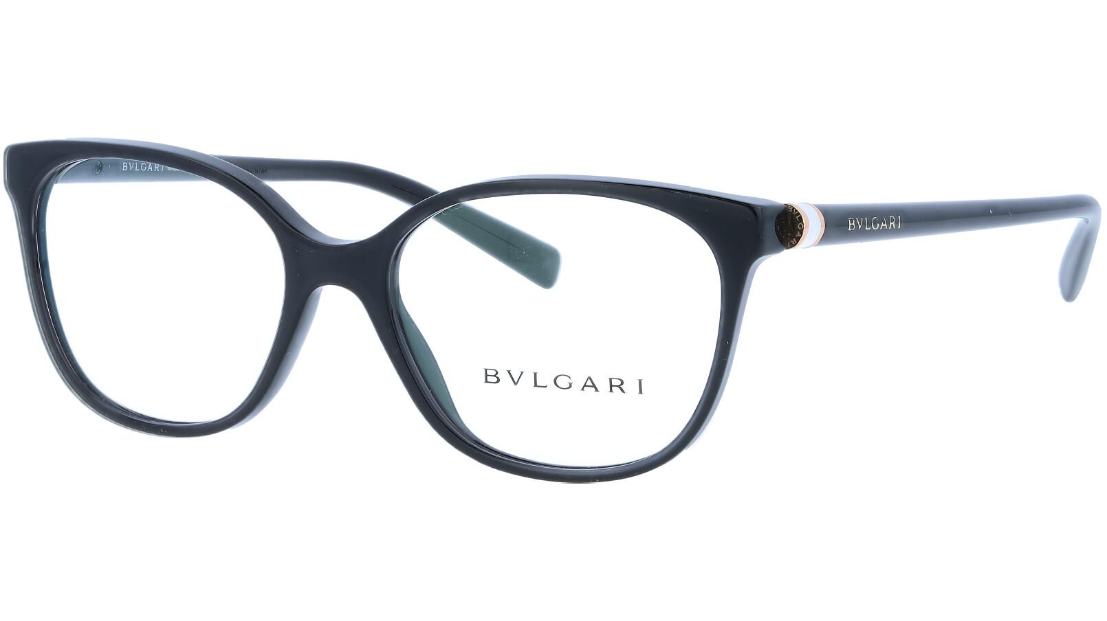 BVLGARI BV4129 501 52  BLACK Glasses