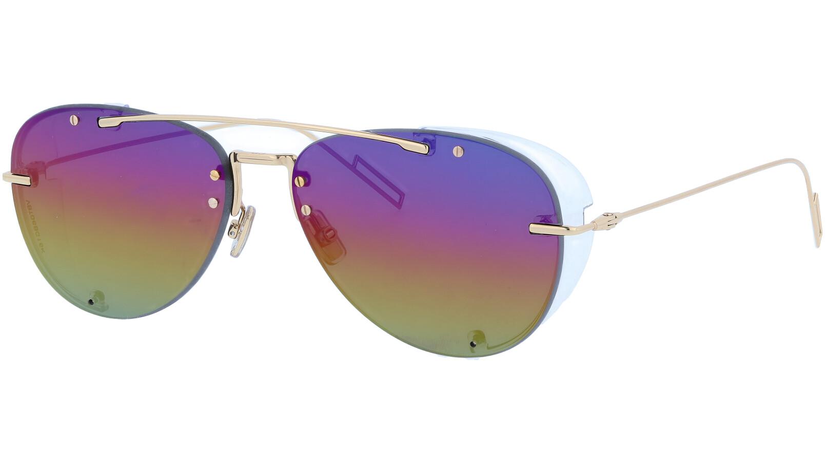 DIOR DIORCHROMA1 J5GR3 59 GOLD Sunglasses
