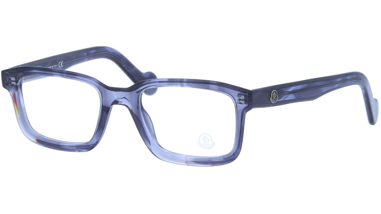 Moncler ML5004 092 52 Grey Glasses