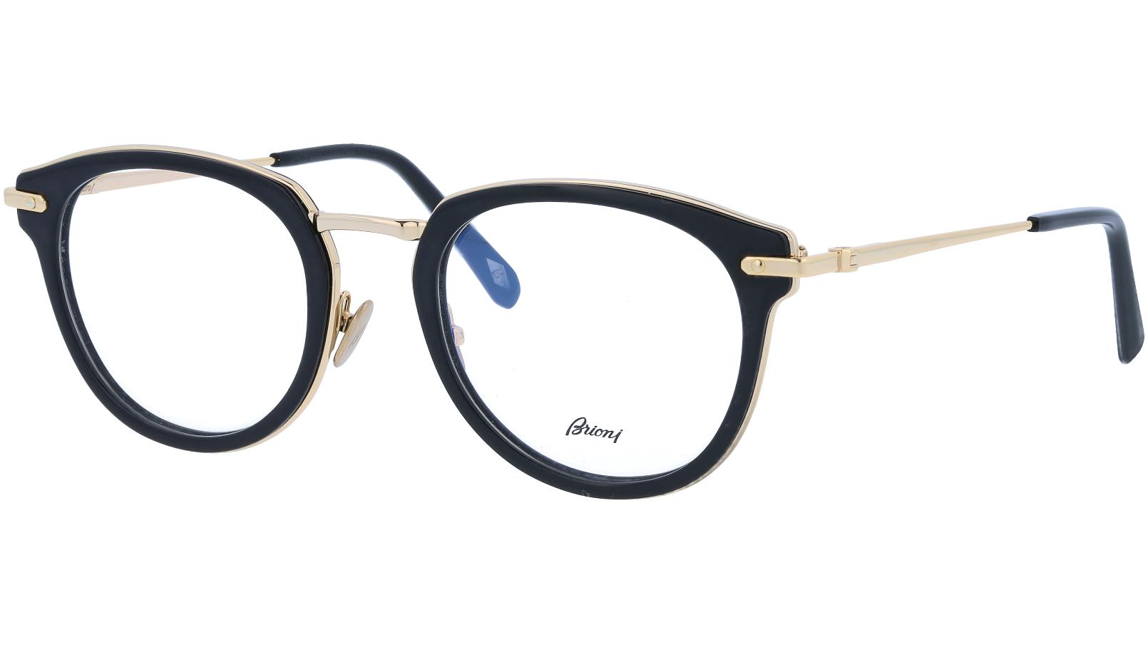 BRIONI BR0039O 001 52 BLACK Glasses