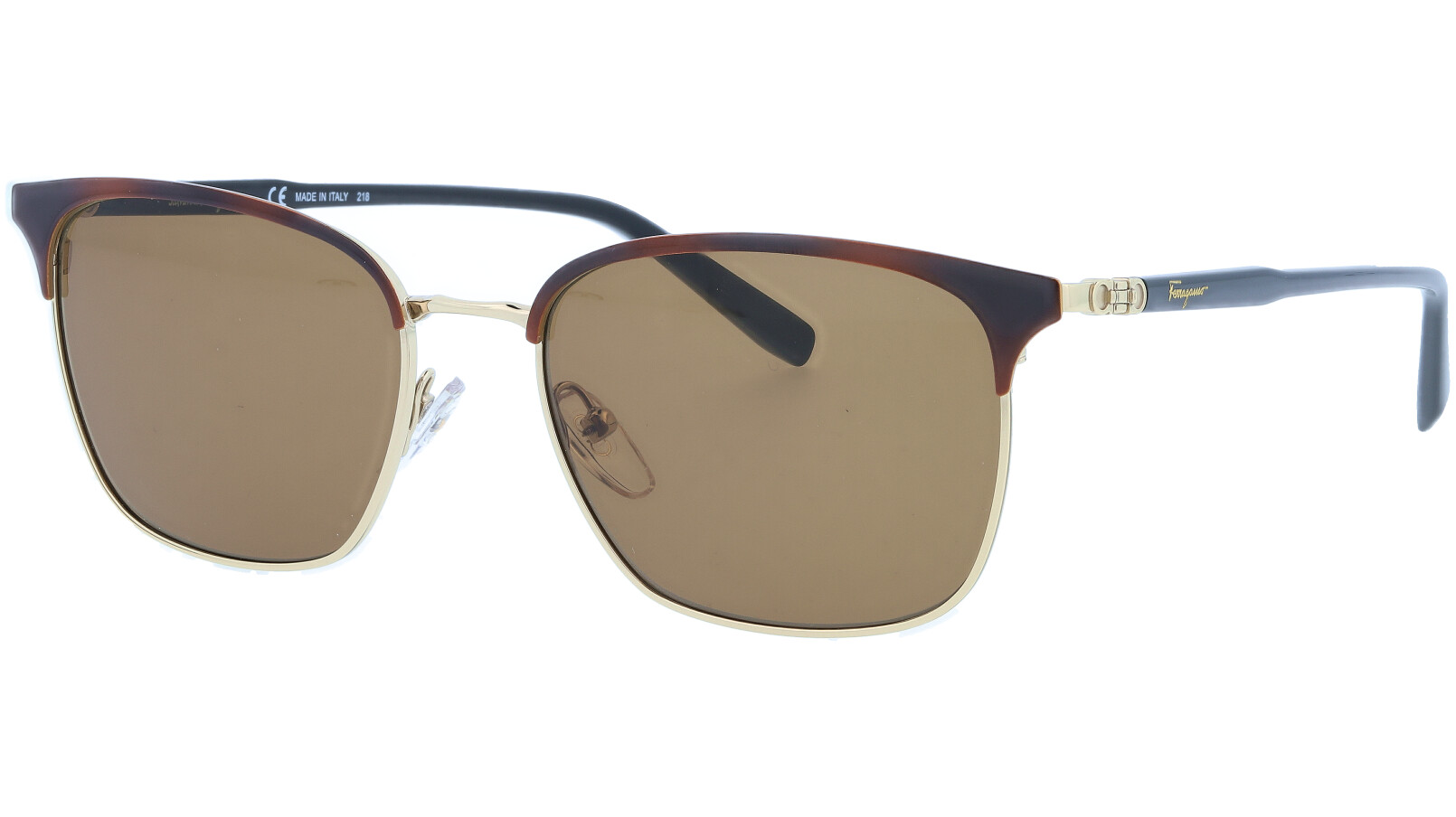 SALVATORE FERRAGAMO SF180S 271 54 TORTOISE Sunglasses