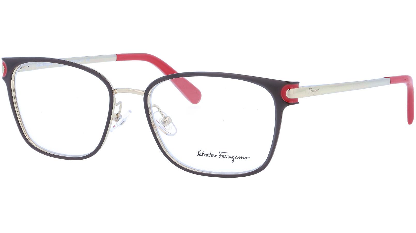 SALVATORE FERRAGAMO SF2159 251 53 BROWN Glasses