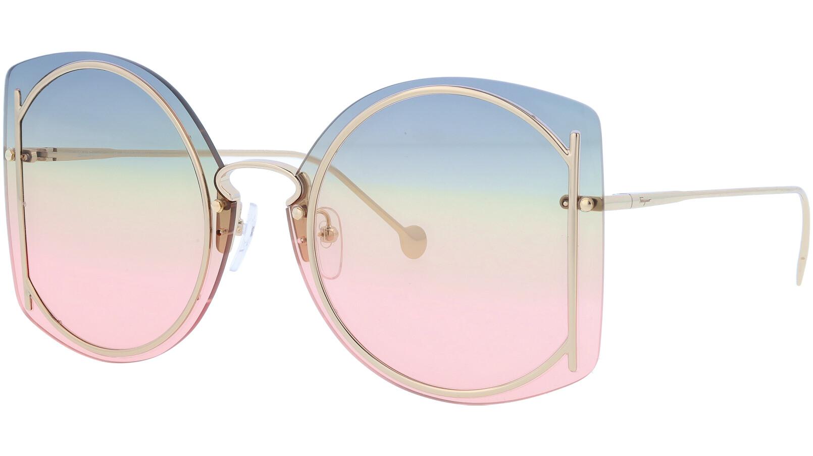 SALVATORE FERRAGAMO SF196S 706 66 SHINY Sunglasses