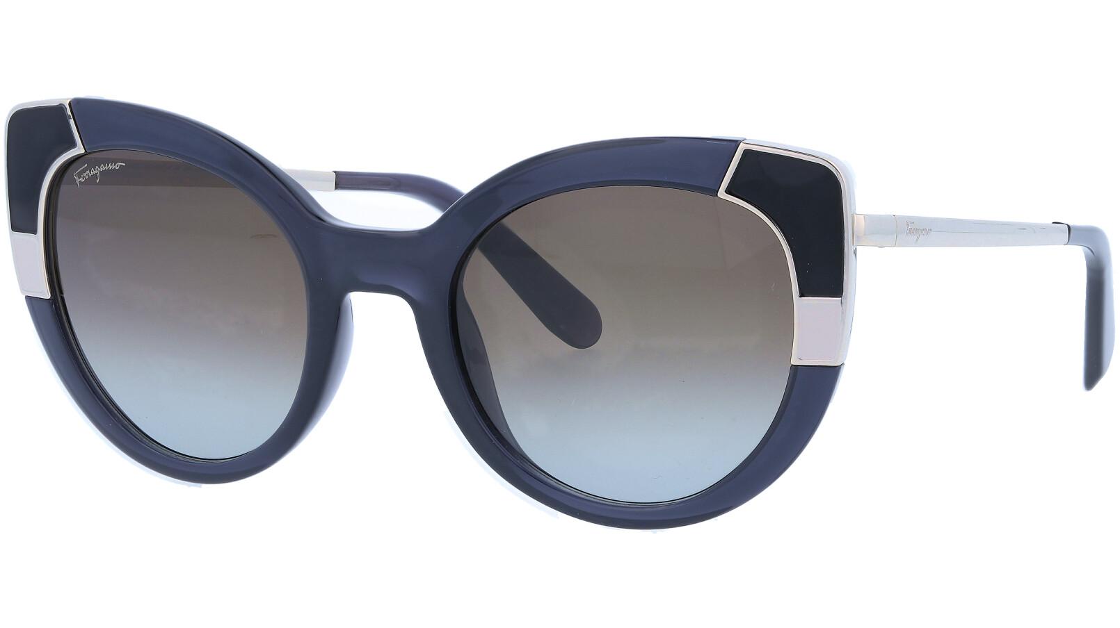 Salvatore Ferragamo SF890S 057 52 Crystal Sunglasses