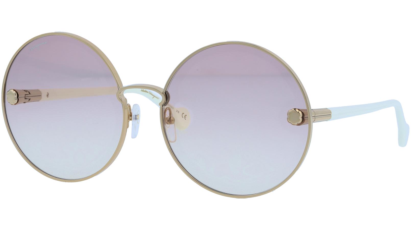 Salvatore Ferragamo SF189S 782 63 Rose Sunglasses