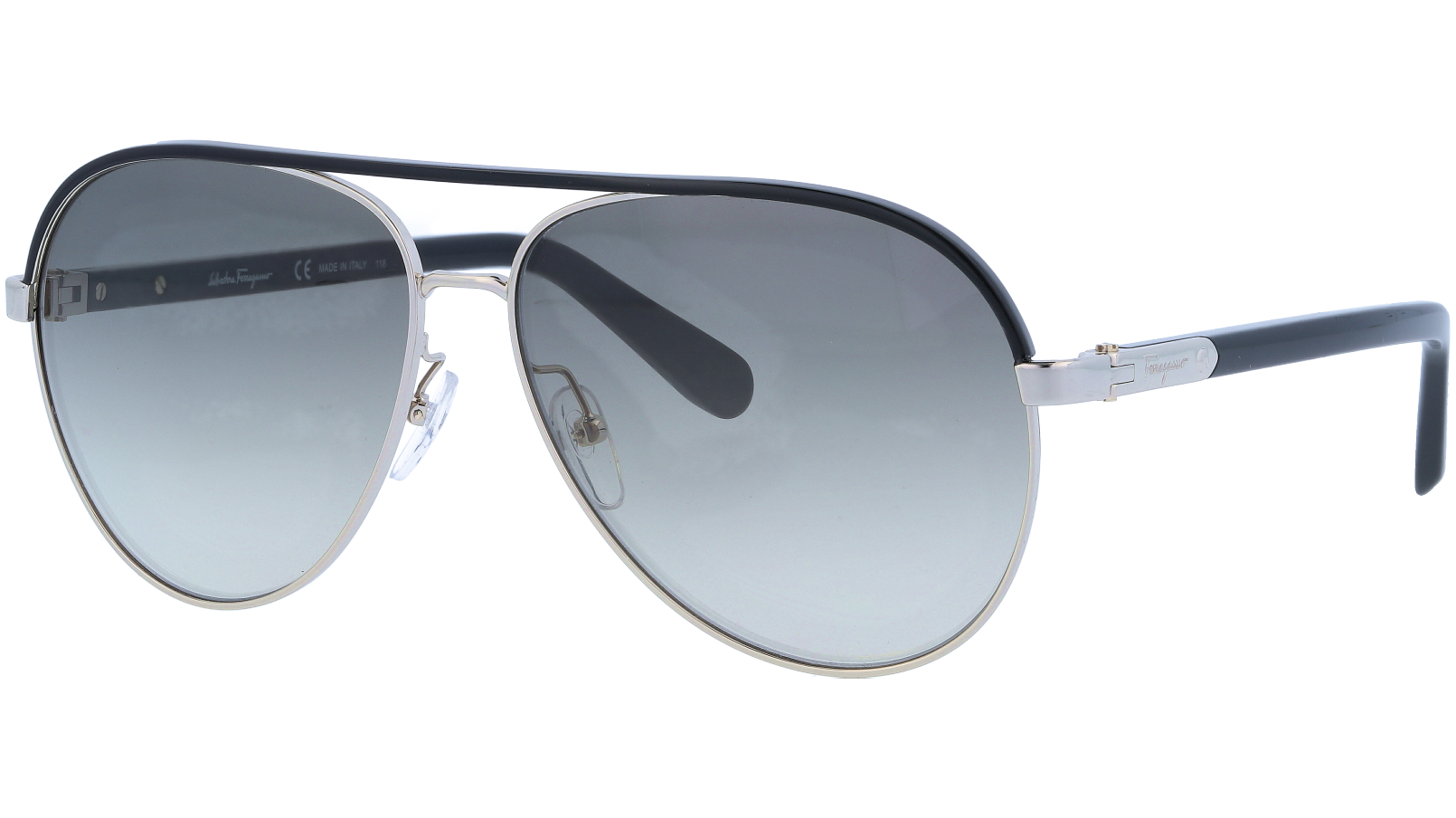 SALVATORE FERRAGAMO SF163S 703 60 SHINY Sunglasses
