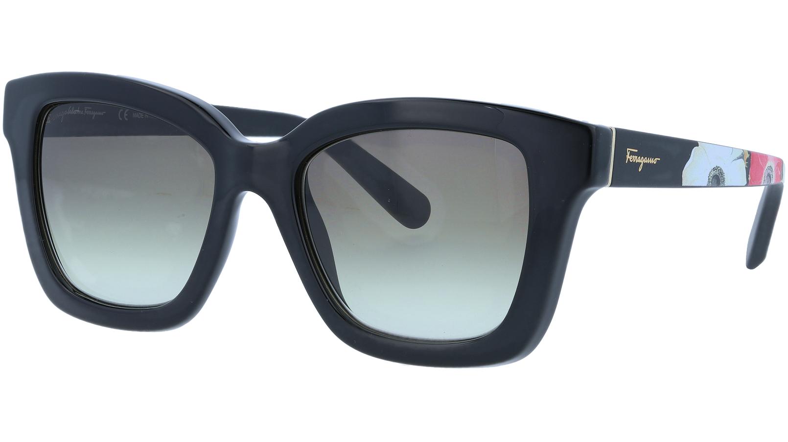 SALVATORE FERRAGAMO SF858S 019 53 ONYX Sunglasses