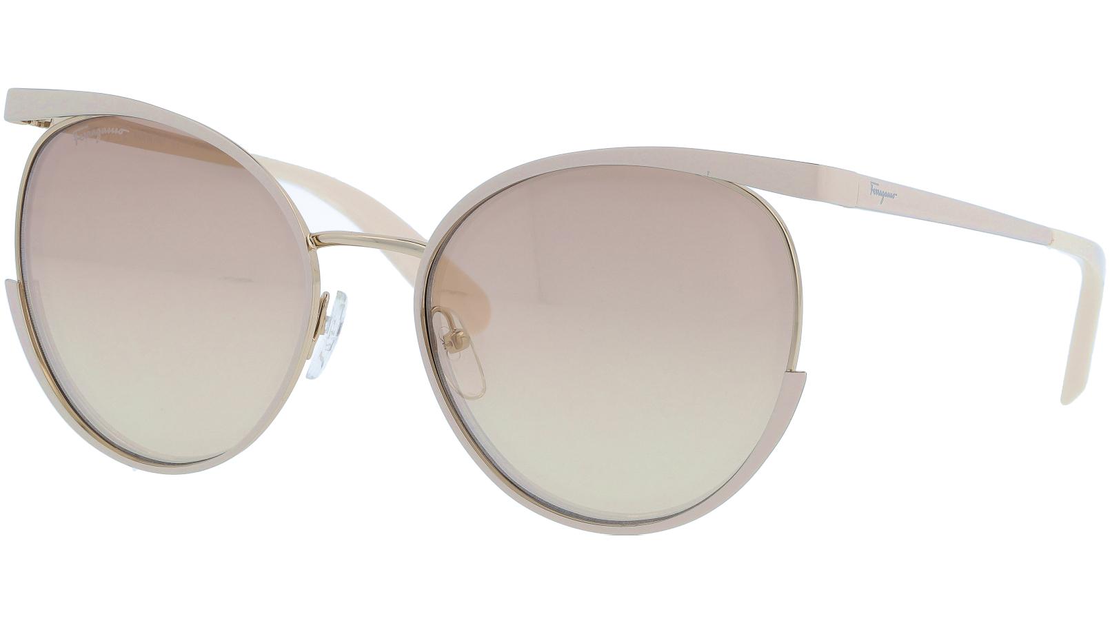 SALVATORE FERRAGAMO SF165S 109 58 IVORY Sunglasses