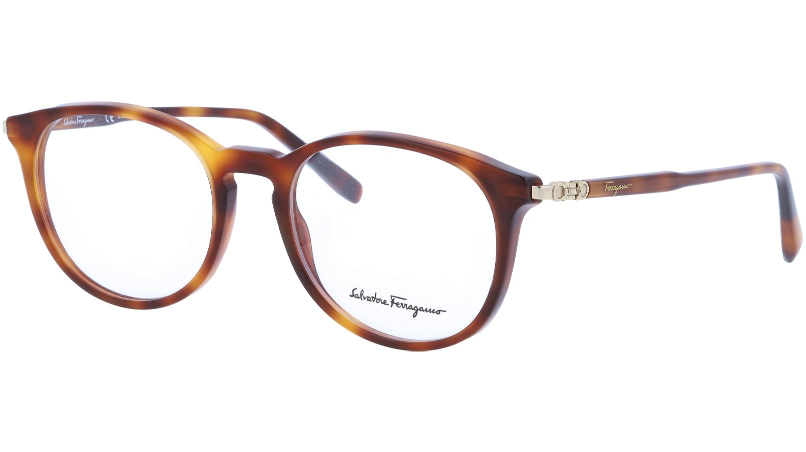SALVATORE FERRAGAMO SF2823 214 51 TORTOISE Glasses