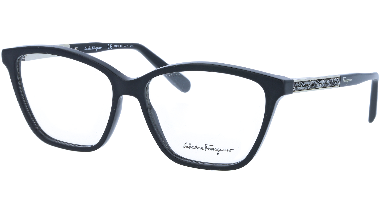 SALVATORE FERRAGAMO SF2804R 001 55 BLACK Glasses