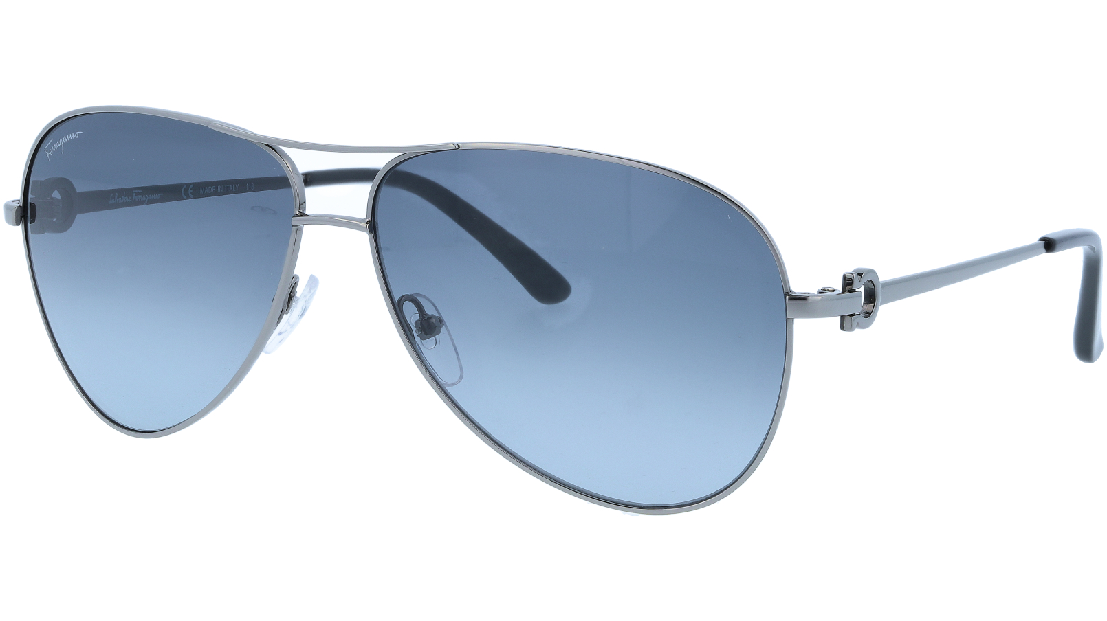 SALVATORE FERRAGAMO SF167S 033 62 SHINY Sunglasses