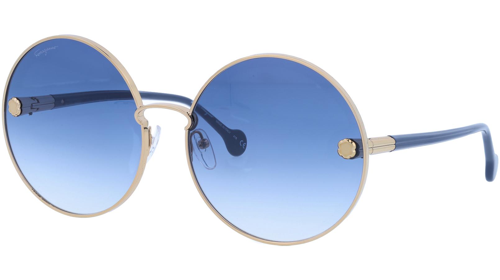 Salvatore Ferragamo SF189S 783 63 Rose Sunglasses
