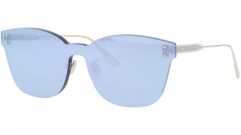 Dior COLORQUAKE2 YB7T4 99 Silver Sunglasses