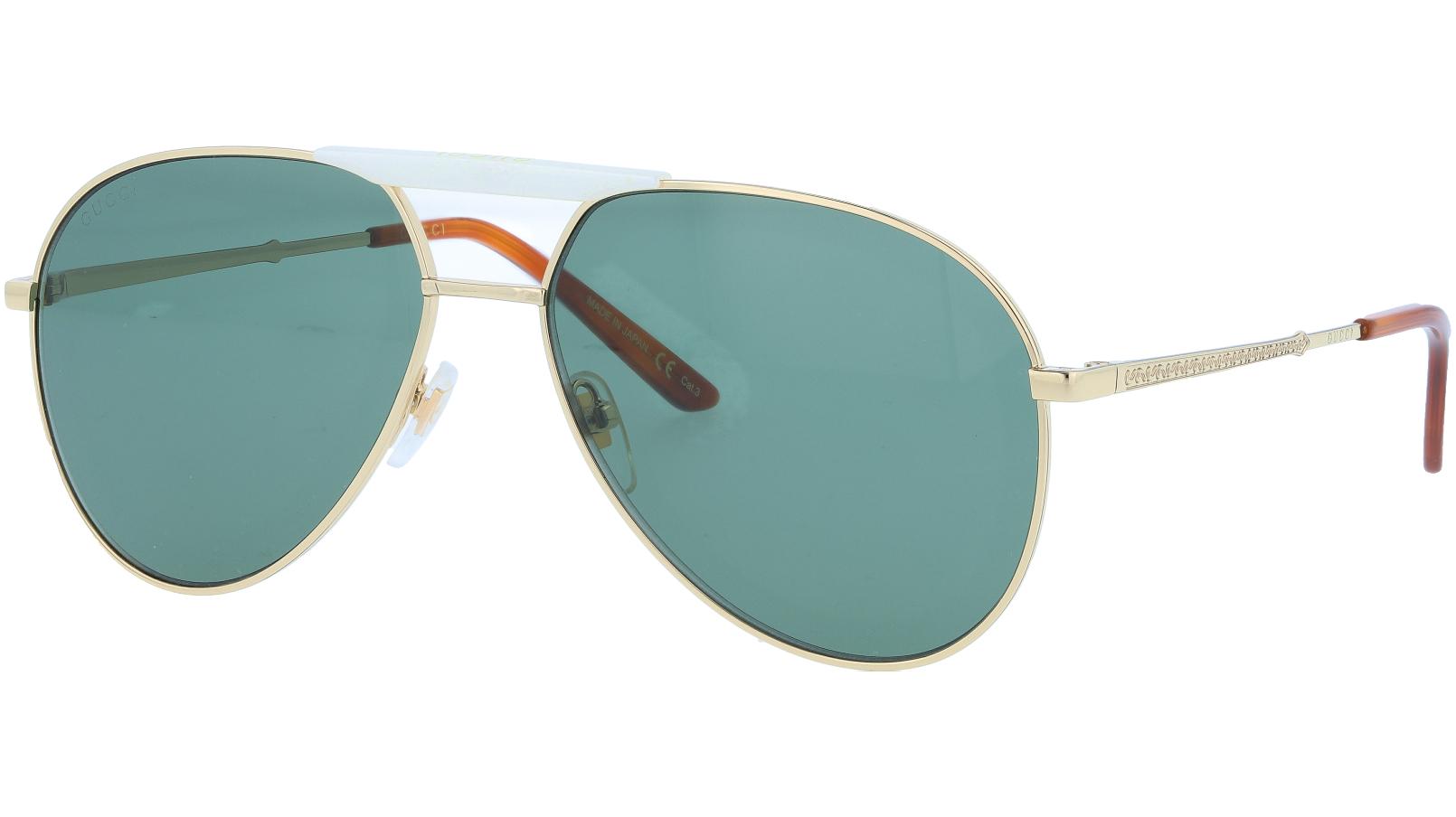 GUCCI GG0242S 003 59 GOLD Sunglasses