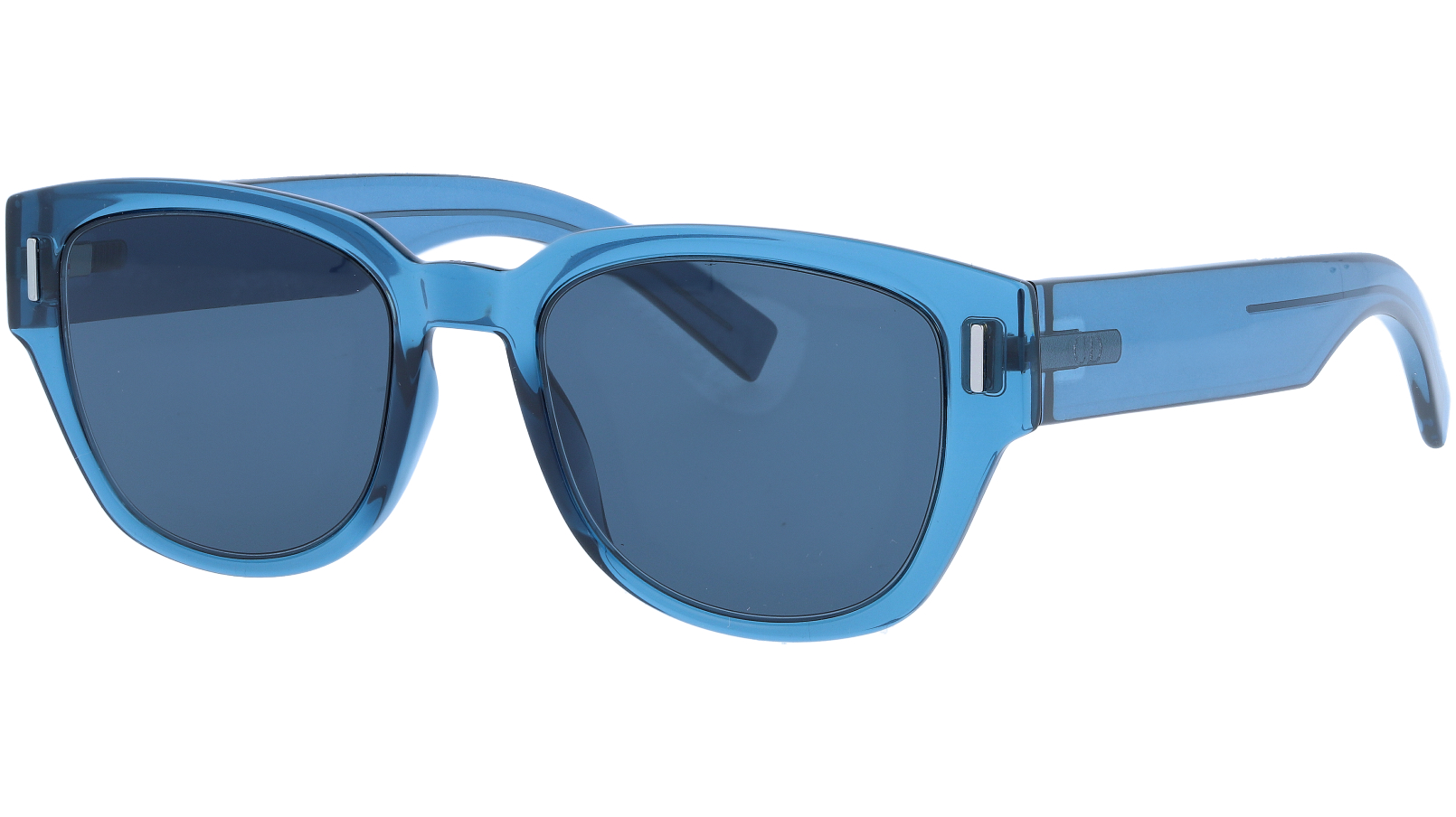 Dior FRACTION3 8072K 50 Black Sunglasses