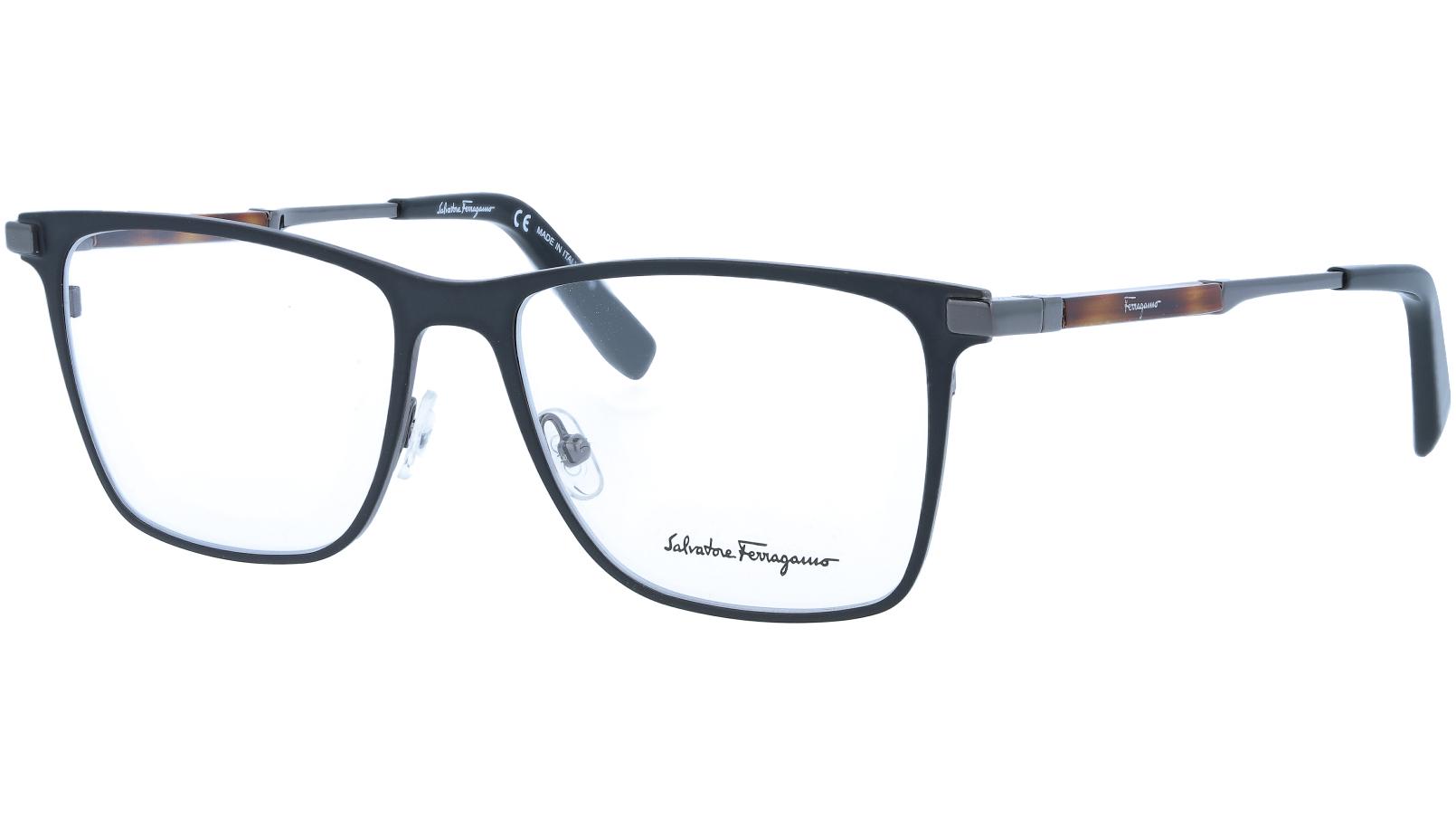 SALVATORE FERRAGAMO SF2165 002 54 MATTE BLACK Glasses