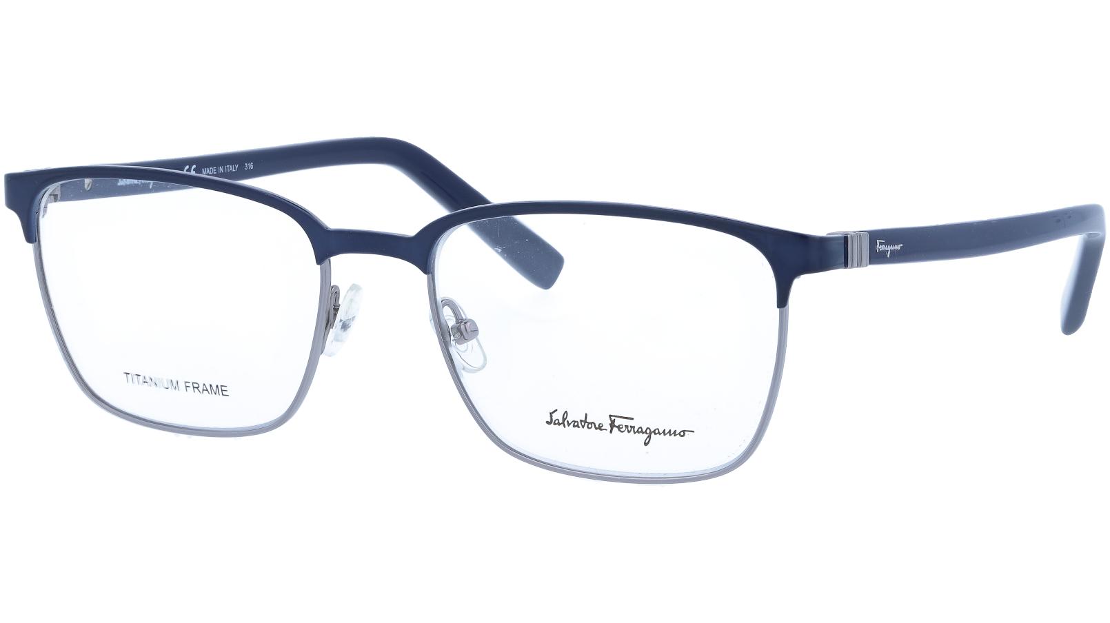 SALVATORE FERRAGAMO SF2523 463 54 BLUE Glasses