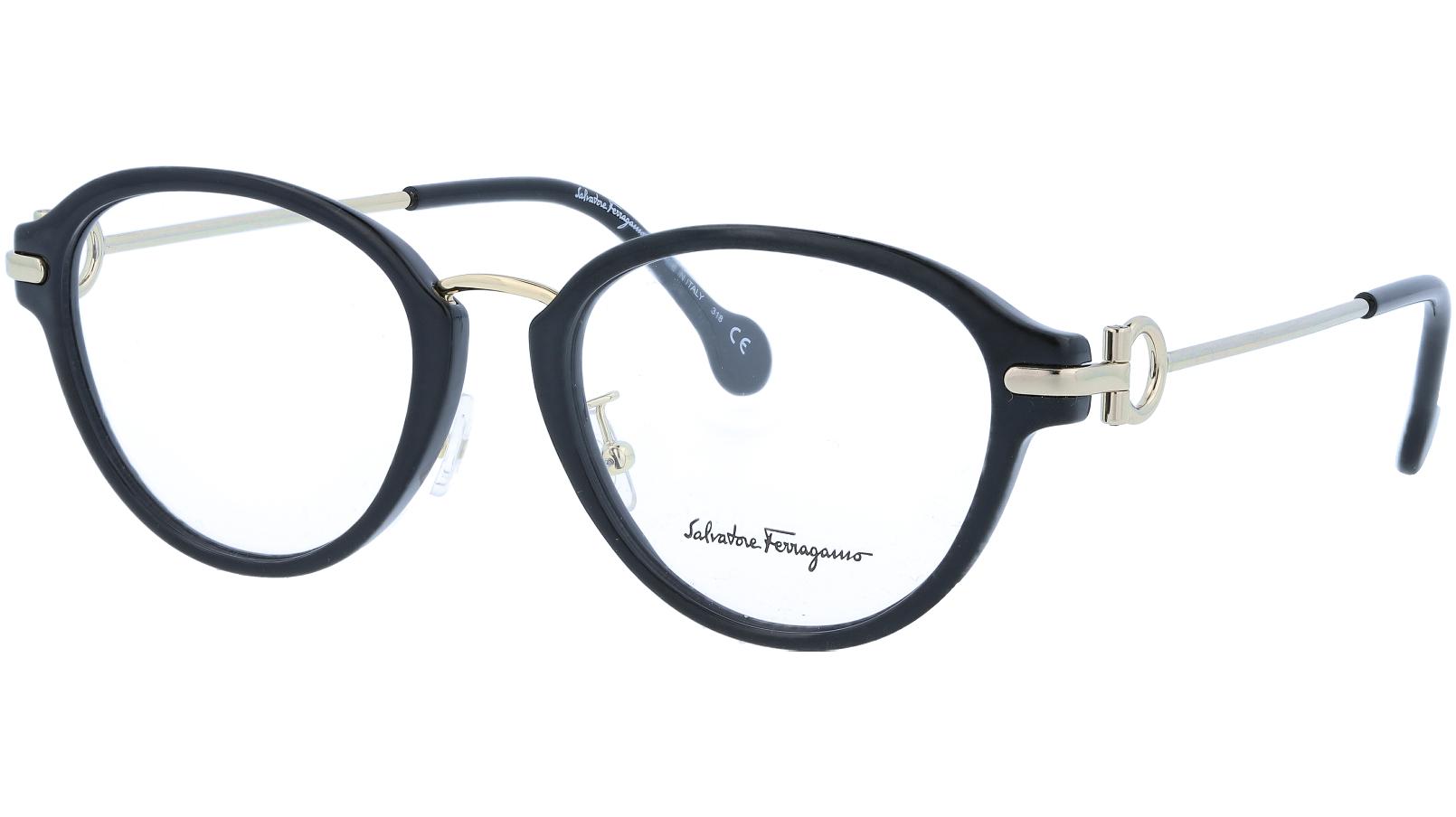 SALVATORE FERRAGAMO SF2826 001 51 BLACK Glasses