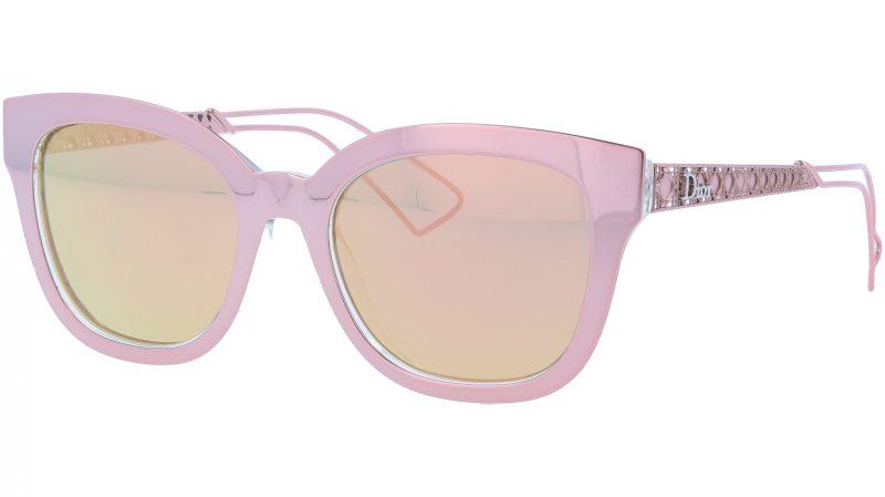 Dior AMA1 TGW0J 52 Pink Sunglasses