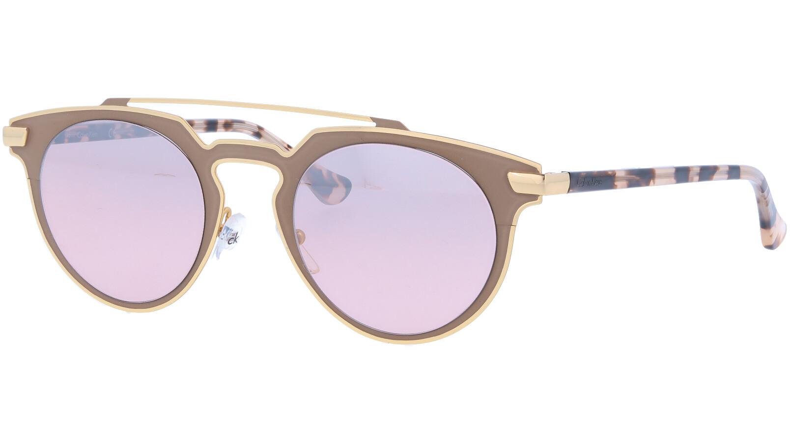 Calvin Klein CK2147S 001 48 Black Sunglasses