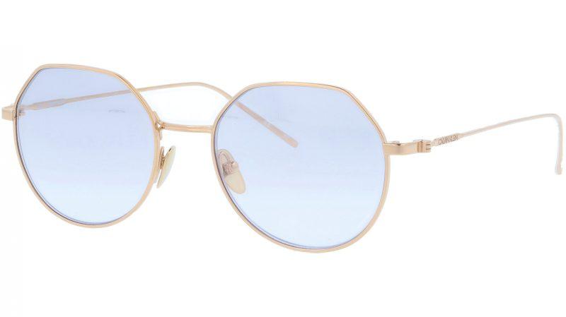 Calvin Klein CK18111S 717 51 Gold Sunglasses