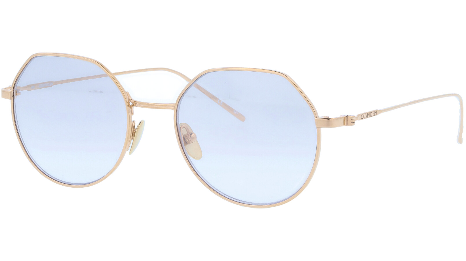 Calvin Klein CK18111S 008 51 Silver Sunglasses