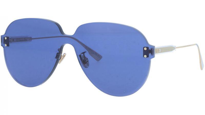 Dior COLORQUAKE3 PJPKU 99 Blue Sunglasses