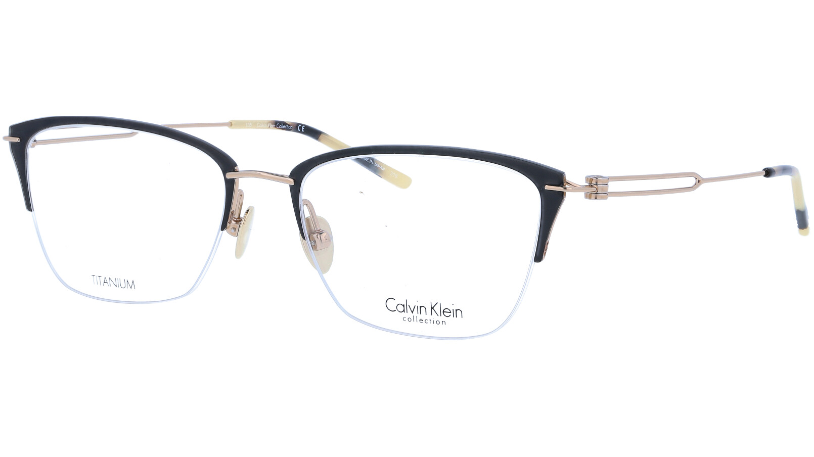 CALVIN KLEIN CK8065 007 52 BLACK Glasses